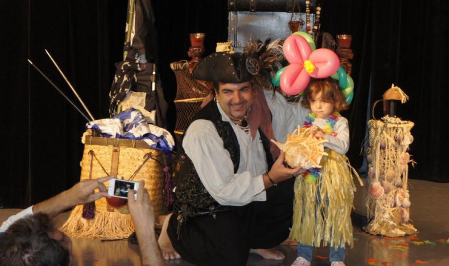 Spectacle de magie pour enfants à Marseille et région PACA France, Fabrizio Bolzoni le magicien de Marseille