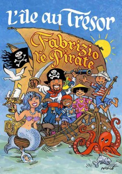 la magie des pirates à la Réunion avec Fabrizio Bolzoni Fabrice Bolzoni  magicien à la Réunion 974 Saint Leu Magie