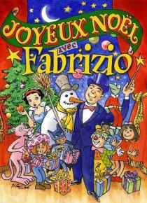 Noël magique à Marseille avec Fabrizio Bolzoni, arbre de Noël à Marseille avec Fabrizio