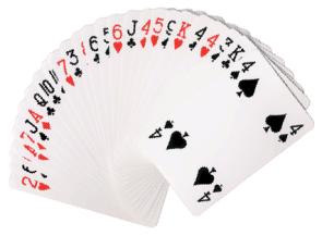 cartes magiques de Fabrizio artiste fantaisiste magicien à Marseille