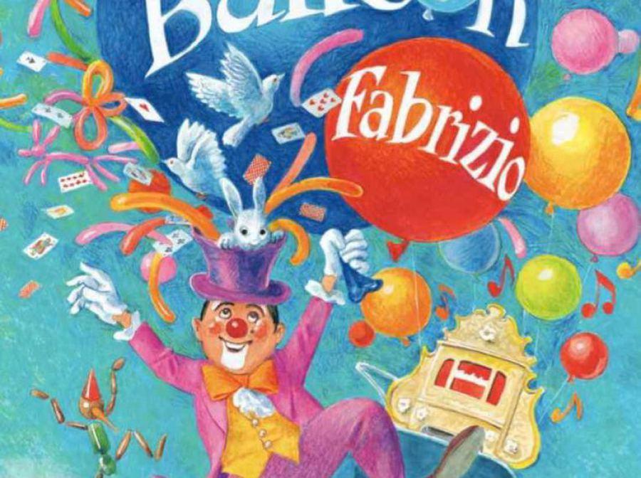 magic-balloon le clown magicien Fabrizio est un artiste fantaisiste primé aux USA, le magicien clown à Marseille