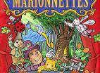les marionnettes de Fabrizio le magicien des enfants en France, spectacle d emarionnettes à Marseille