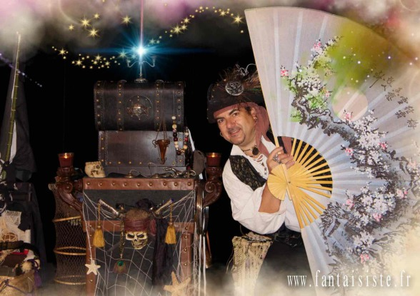 Fabrizio le pirate magicien des enfants à Marseille, spectacle de magie à Marseille, spectacle de magie à Aix en Provence, spectacle de magie à Martigues, Fabrizio le magicien pirate de Marseille, festival des pirates à Marseille avec Fabrizio le magicien