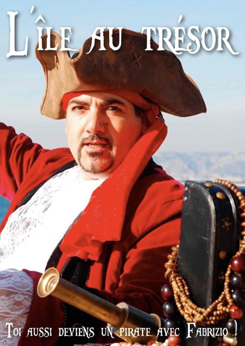Fabrizio le pirate magicien des enfants avec ses ballons et sa magie fantastique à Marseille et en France et en Europe, Magicien à Marseille