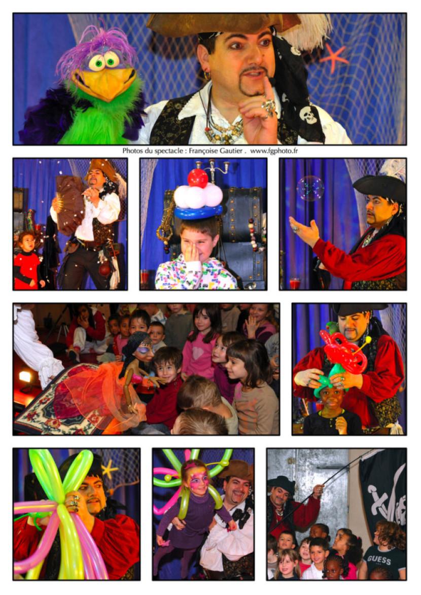 animation pirate avec Fabrizio le magicien des enfants à Marseille et région Provence-Alpes-Côte d'Azur, spectacle pour enfants à Marseille avec Fabrizio artiste fantaisiste en Provence, Magic Balloon avec FAbrizio Bolzoni artiste fantaisiste