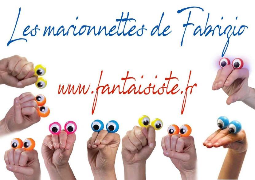yeux marionnettes de Fabrizio le magicien ventriloque de Marseille et région PACA, spectacle de magie et ventriloquie avec Fabrizio