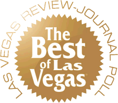 Fabrizio in the Las Vegas Review journal from Bling Bling Jam 2017 in Las Vegas Nevada USA Balloon Entertainments with Fabrizio