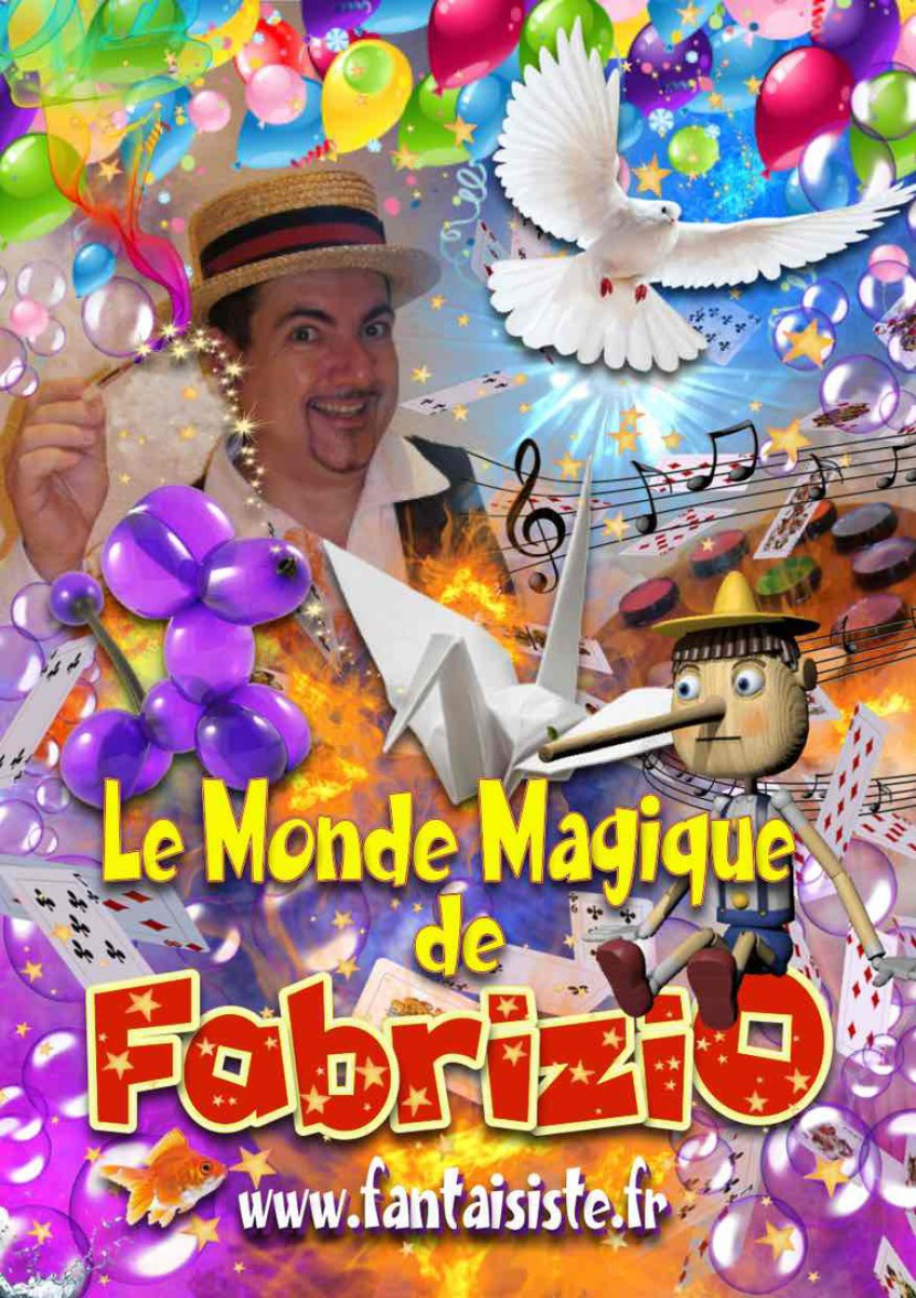 magicien comique sculpteur de ballons à Marseille et sa région PACA Fabrizio le magicien comique pour vos fêtes et mariages, animations mariages à Marseille avec Fabrizio Bolzoni, Balloon artist Top Twister in France, Balloon entertainment with Fabrizio