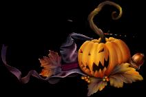 citrouille Halloween Fabrizio magicien pour enfants à Marseille
