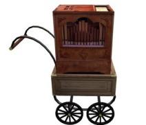 orgue de barbarie de fabrizio le magicien à Marseille