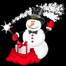 bonhomme de neige de Noël à marseille, animation pour enfants à Noël Marseille