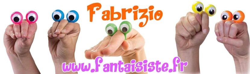 les yeux marionnettes de Fabrizio en super spectacle génial et original à MARSEILLE