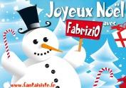 arbre de Noël spectacles magiques de Fabrizio à Marseille 13