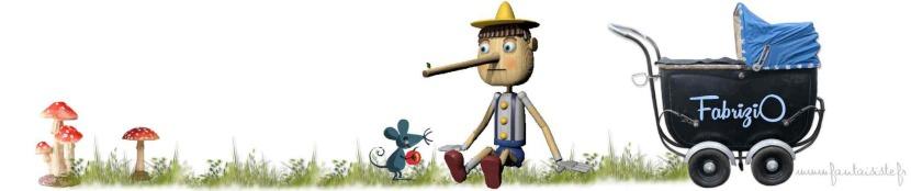 le landau magique de Fabrizio et son Pinocchio en spectacle à Marseille