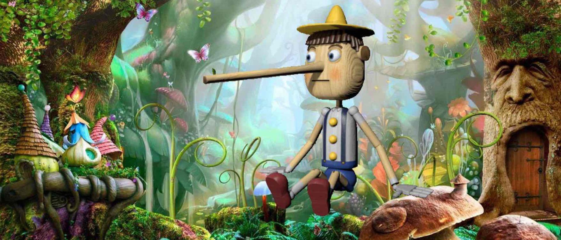 marionnettes Pinocchio de Fabrizio spectacles à Marseille