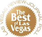 Las Vegas Review journal from Bling Bling Jam 2017 in Las Vegas Nevada USA with Fabrizio