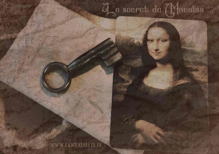 le mystère de la Joconde, le secret de Monalisa, la clé des secrets, tour de magie Marseille, artiste mentaliste, divinatiion marseille, magie13