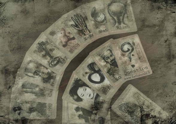 cartes mystèrieuses, cartes magiques, divination, magie bizarre à Marseille avec Fabrizio