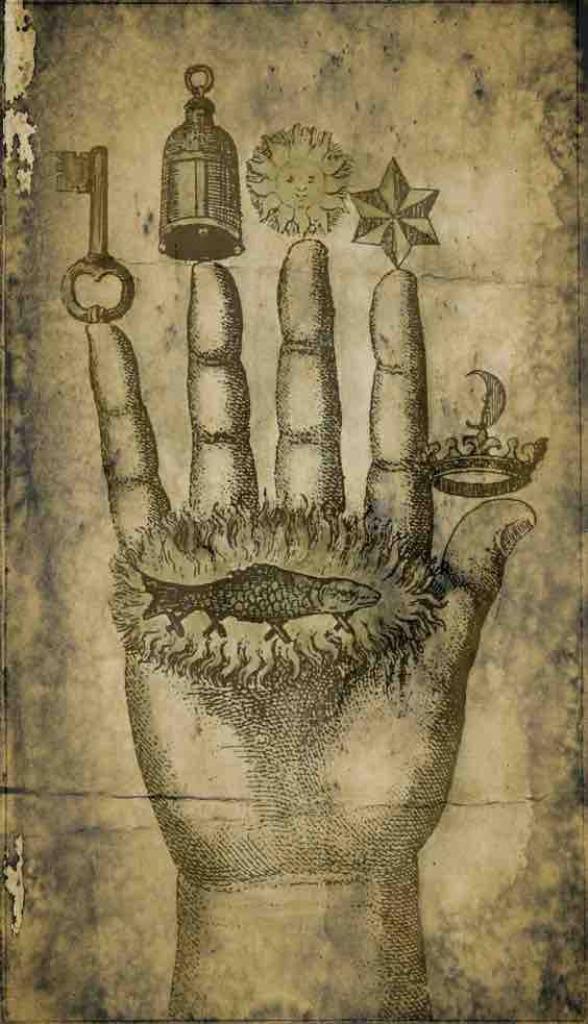 divination, lignes de la main, ésotérique, voyance, magie