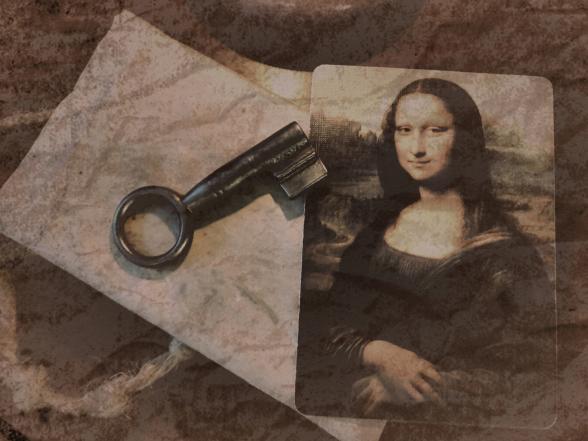 le secret de Mona Lisa, Joconde mystère