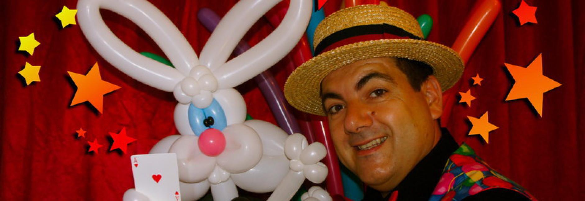 Fabrizio le magicien fantaisiste à Marseille et sa région, anime toutes vos fêtes