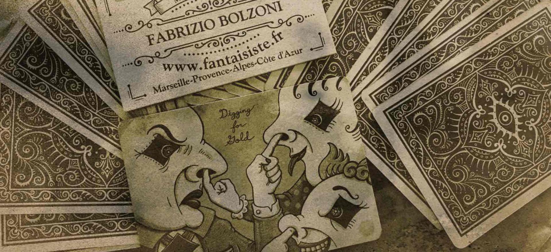 magie à Marseille et provence avec Fabrizio le roi du close-up magique et fantaisiste