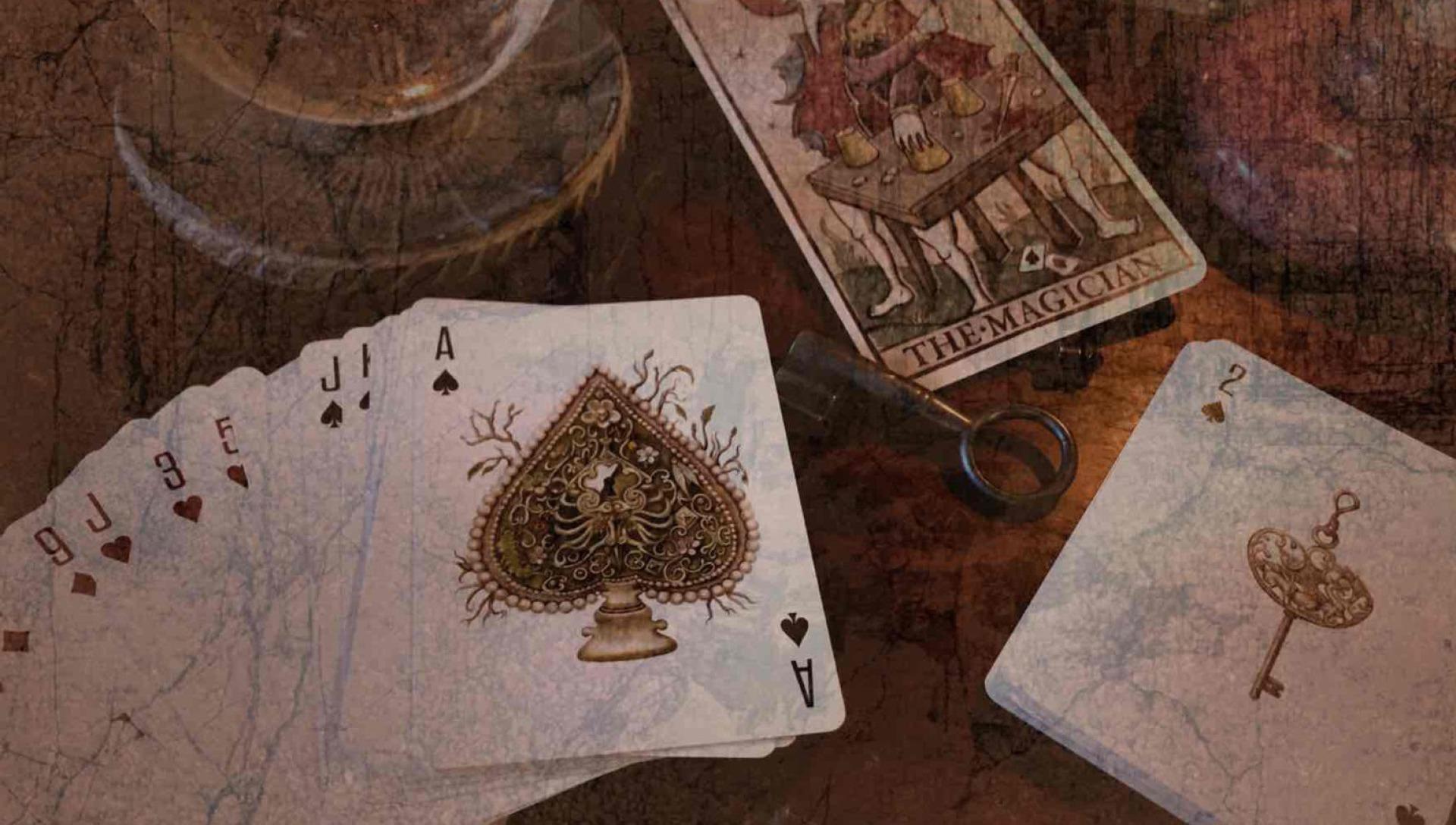 la magie de Fabrizio, artiste magicien à Marseille, close-up Marseille