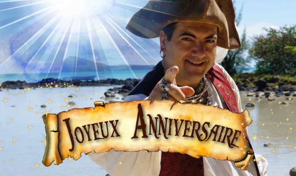anniversaire de pirate à Marseille avec Fabrizio